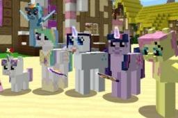 скачать мод my little pony на майнкрафт 1.7.2